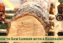 How to Saw Lumber with a Bandsaw_