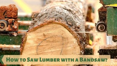 Photo of How to Saw Lumber with a Bandsaw – Expert Woodworking Tips